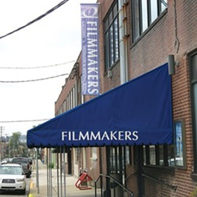 Pittsburgh Filmmakers' headquarters, in North Oakland - PHOTO BY BILL O'DRISCOLL