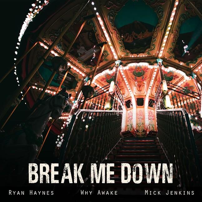 Break Me Down Single Cover Art