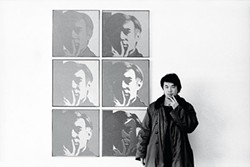 Andy Warhol/Ai Weiwei opens June 4 at The Andy Warhol Museum. - PHOTO COURTESY OF THE COLLECTION OF AI WEIWEI