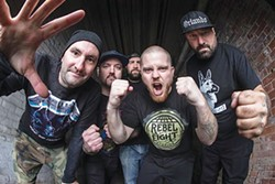 Hatebreed - PHOTO COURTESY OF JEREMY SAFFER