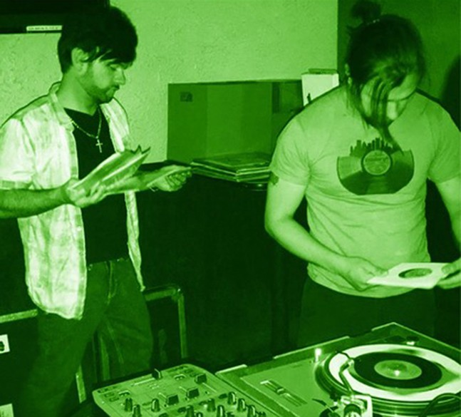 The Quiet Loud's 420 DJ Set in Cyberspace - PHOTO: COURTESY OF THE QUIET LOUD