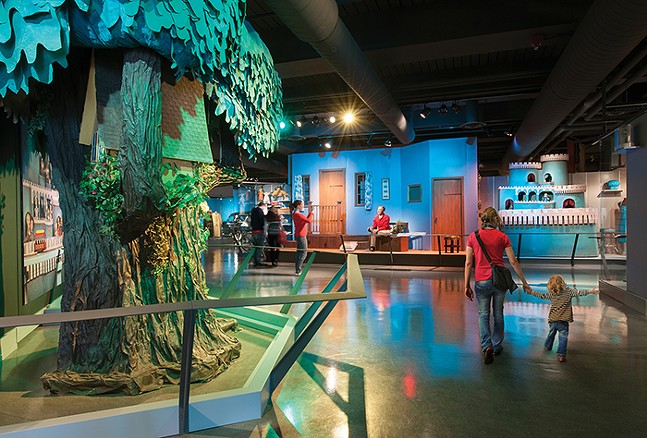 The Heinz History Center will host its first-ever Sensory Friendly Days, presented by DICK'S Sporting Goods - PHOTO: COURTESY OF THE SENATOR JOHN HEINZ HISTORY CENTER
