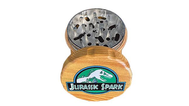 """""""Jurassic Spark"""" Grinder"""