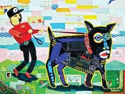 ART BY ROBERT VILLAMAGNA