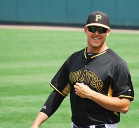Jameson Taillon - PHOTO BY CHARLIE DEITCH
