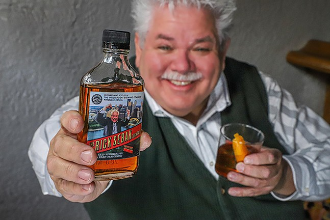 Independent Brewing Company releases Rick Sebak Cocktail - PHOTO: BRIAN MAXWELL