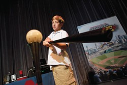 PHOTO COURTESY OF THE CARNEGIE SCIENCE CENTER