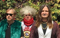 The Melvins - PHOTO COURTESY OF MACKIE OSBORNE