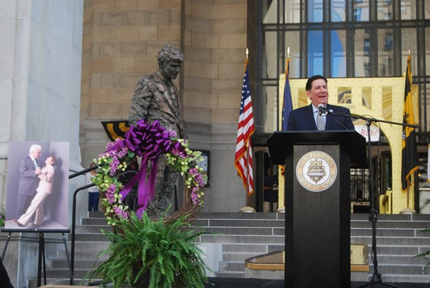 Mayor Bill Peduto - PHOTO BY RYAN DETO