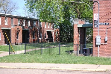 Bedford Dwellings - PHOTO COURTESY OF HACP