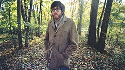 Will Sheff of Okkervil River - PHOTO COURTESY OF FIONN REILLY