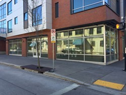 Silver Eye's new home, on the corner of Penn Avenue and Mathilda, in Bloomfield - PHOTO COURTESY OF SILVER EYE CENTER FOR PHOTOGRAPHY