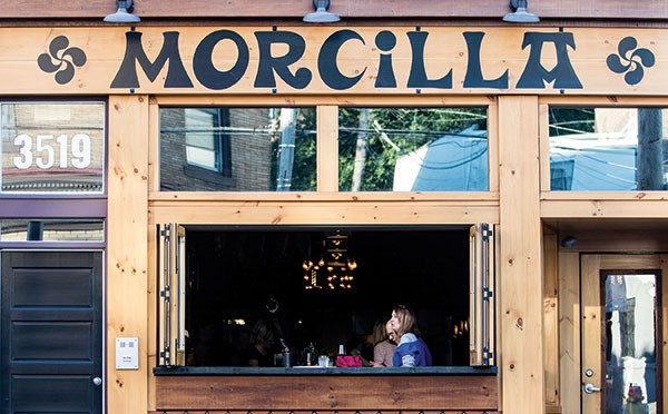 Morcilla, winner of Best New Restaurant - CP PHOTO BY LUKE THOR TRAVIS