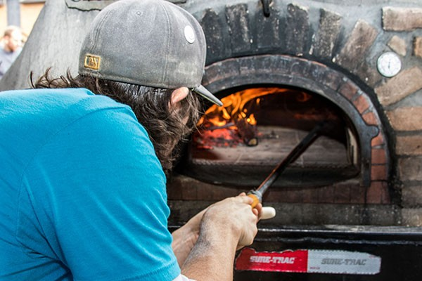 Driftwood Oven, winner of Best New Food Truck - CP PHOTO BY LUKE THOR TRAVIS