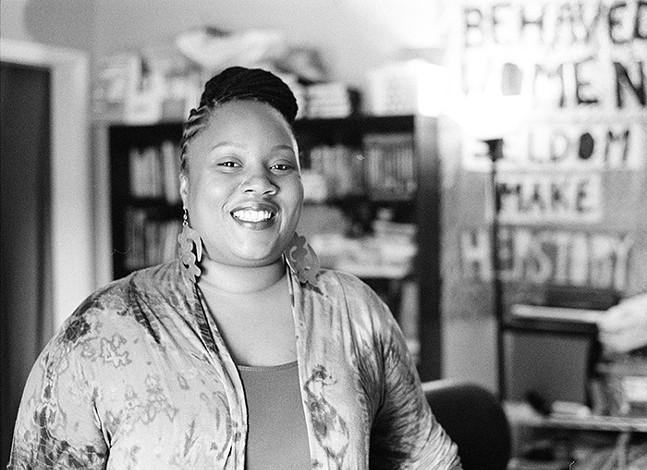 Bekezela Mguni - PHOTO: NJAIMEH NJIE