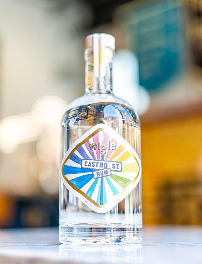 Castro St. Rum by Wigle Whiskey - PHOTO: COURTESY OF WIGLE WHISKEY