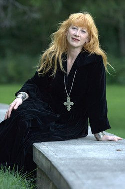 Loreena McKennitt - PHOTO COURTESY OF ANNE E. CUTTING