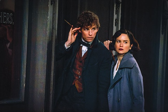 Eddie Redmayne's Newt Scamander may not lead all Fantastic Beasts movies