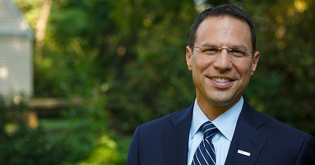Pennsylvania Attorney General-elect Josh Shapiro - IMAGE COURTESY OF CAMPAIGN