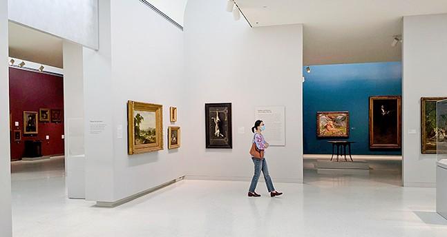 Carnegie Museum of Art - CP PHOTO: AMANDA WALTZ