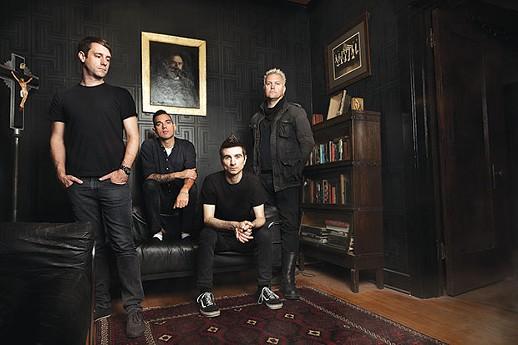 Anti-Flag - PHOTO COURTESY OF MEGAN THOMPSON