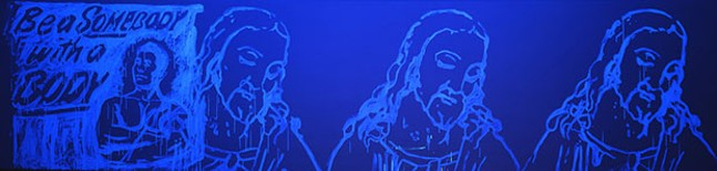 """Andy Warhol's """"The Last Supper"""" (1986) - IMAGE COURTESY OF THE ANDY WARHOL MUSEUM"""