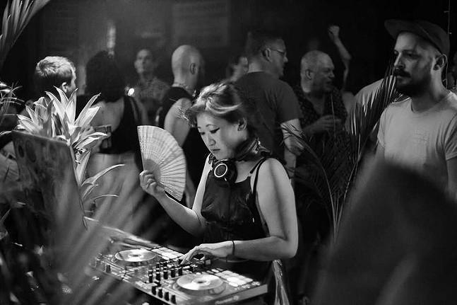 DJ Formosa.exe - PHOTO BY SEAN CARROLL