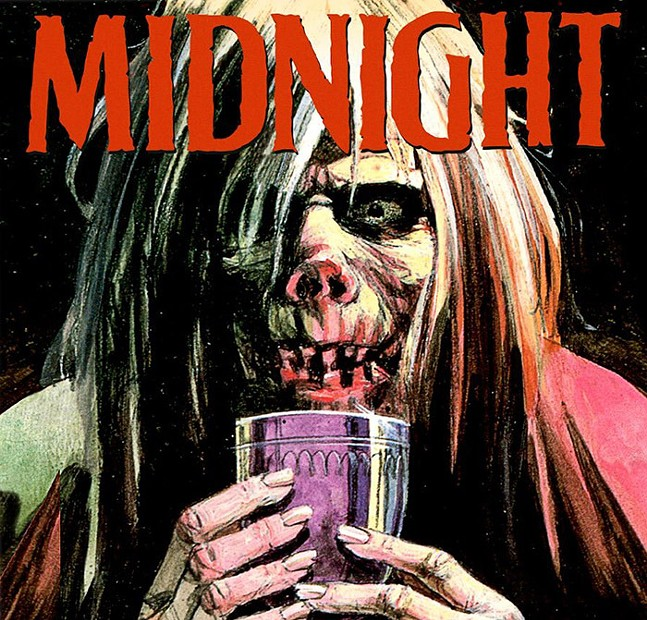 Cover for Midnight Blu-ray release - COURTESY OF SEVERIN FILMS
