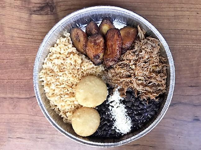 Pabellón criollo bowl - CP PHOTOS: RYAN DETO