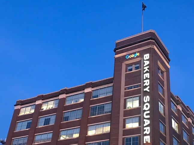 Google offices in Pittsburgh's Larimer neighborhood - CP PHOTO: RYAN DETO