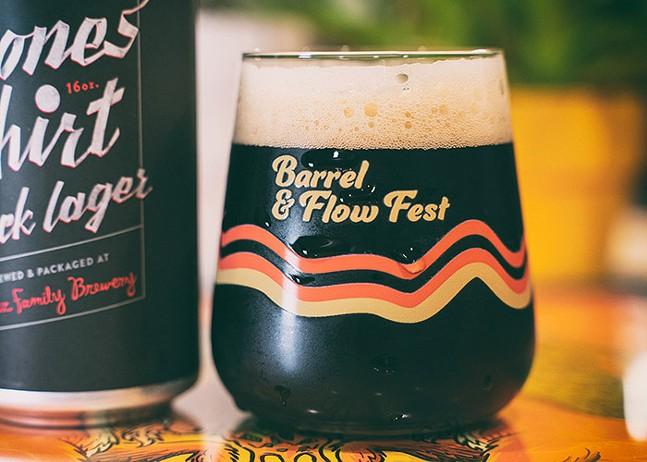 PHOTO: BARREL & FLOW FEST