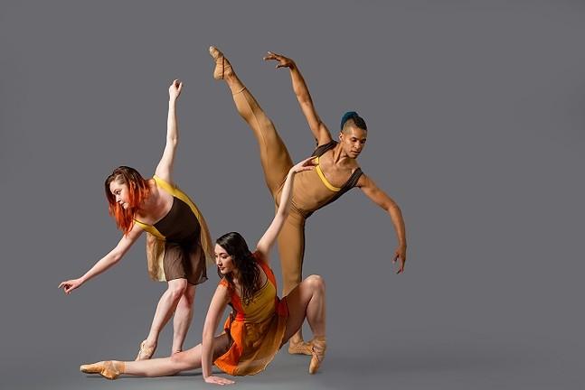 Texture Ballet Company - PHOTO: MARK SIMPSON