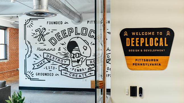 Deeplocal's office - PHOTO: DEEPLOCAL FACEBOOK