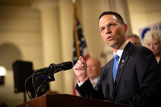 Josh Shapiro - PHOTO: COURTESY OFFICE OF GOV. TOM WOLF