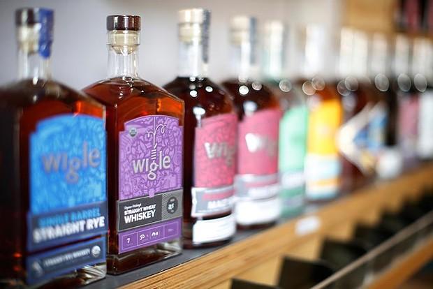 Wigle Whiskey Distillery - CP PHOTO: JARED WICKERHAM