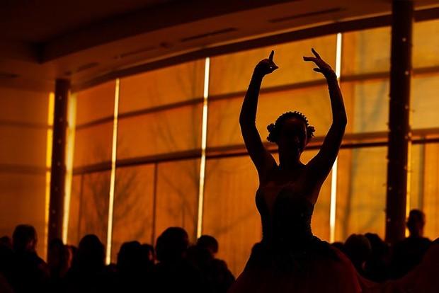 Pittsburgh Ballet Theater - CP PHOTO: JARED WICKERHAM