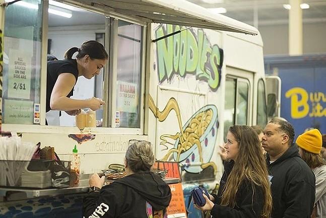 Food Truck A Palooza - COURTESY OF GOODTASTE! PITTSBURGH
