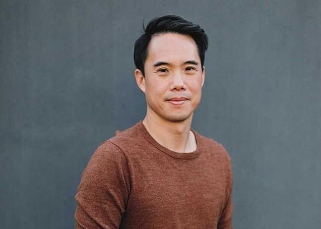 Charles Yu - TINA CHIOU