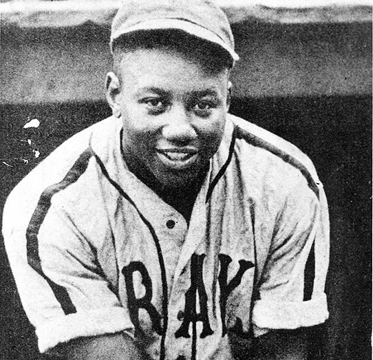 Josh Gibson - PHOTO COURTESY OF THE JOSH GIBSON FOUNDATION