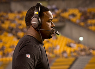 Joey Porter - CP FILE PHOTO