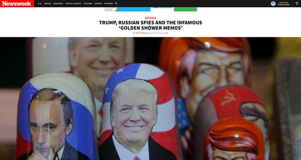 SCREENSHOT FROM NEWSWEEK.COM