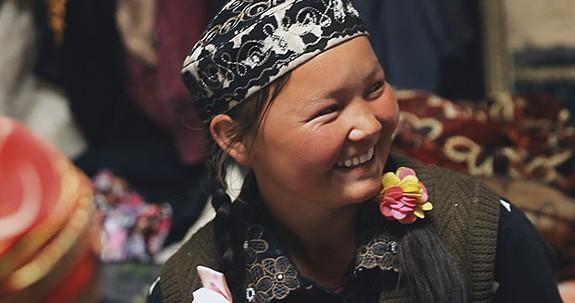 Aisholpan Nurgaiv, in The Eagle Huntress