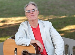 Loudon Wainwright III - PHOTO COURTESY OF HUGH BROWN