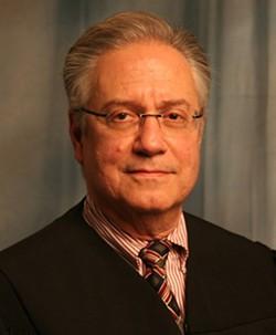 Allegheny County Common Pleas Court Senior Judge Lester Nauhaus