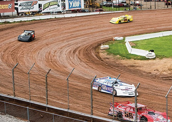 A night at the races: Scenes from Lernerville Speedway - CP PHOTO BY LUKE THOR TRAVIS