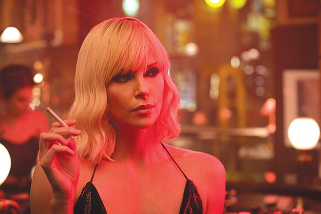 Atomic Blonde, July 28