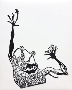 May 30-June 30 at BoxHeart Gallery - ART BY THEODORE BOLHA