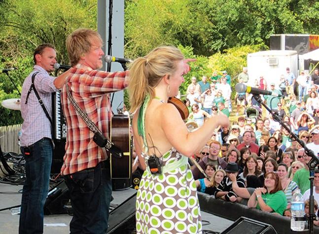 Pittsburgh Irish Festival, Sept. 8-10 - PHOTO COURTESY OF PITTSBURGH IRISH FESTIVAL
