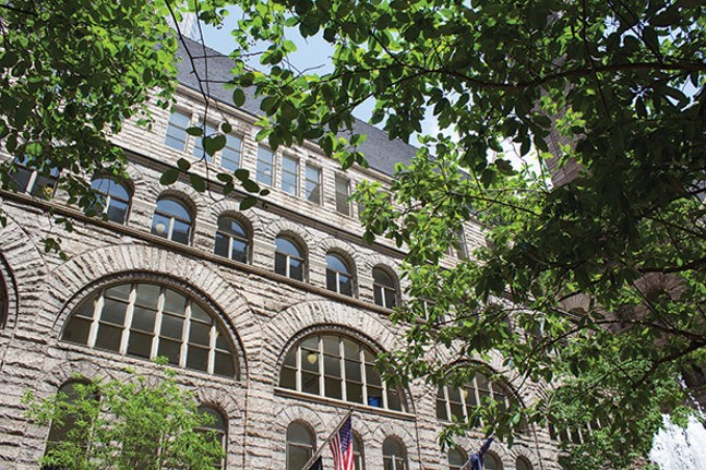 Jurors for the Bill Cosby sexual-assault trial will be selected in the Allegheny County Courthouse next week. - CP PHOTO BY KRISTA JOHNSON