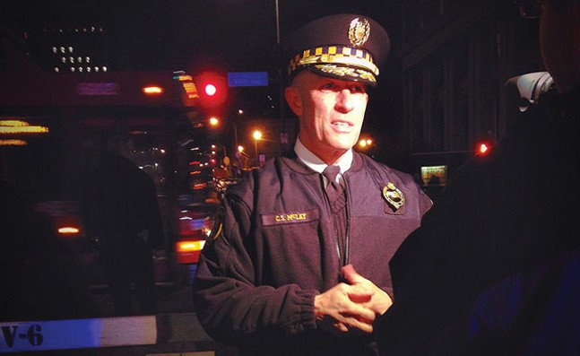 Former Police Chief Cameron McLay - CP FILE PHOTO